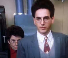 Egon & Janine . Fantasy Movies, Sci Fi Fantasy, Harold Ramis, Ghostbusters 1984, Ghost Busters, Long Live, American Actors, Poster Wall, Stranger Things