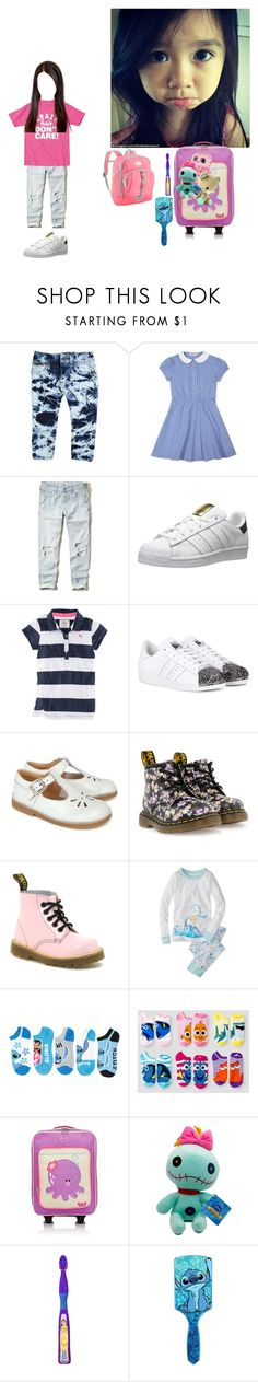 ""\Going to Uncle Dean's house//Breanna"" by girl-gang-official ❤ liked on Polyvore featuring Bardot Junior, M&S, Armani Junior, Hollister Co., adidas Originals, H&M, Start-rite, Dr. Martens, Disney and Disney Pixar Finding Dory236|1263|?|9c6d3ab3e585772b083d3499686f7f8b|False|UNLIKELY|0.34316033124923706