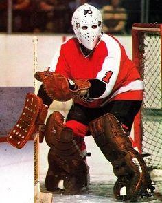 5d49fc632bc Bernie Parent Flyers Hockey