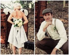 1930's INSPIRED WEDDING RECEPTIONS | ... In: Inspiration Wedding Shoots , Rustic Country Wedding Inspiration