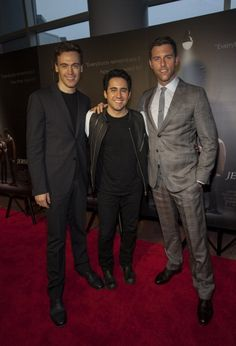 ♡ Love my Jersey Boys ♡ The Jersey Boys Movie, Bergen, Tommy Devito, John Lloyd Young, Kaitlyn Bristowe, Frankie Valli, Movies For Boys, Interview
