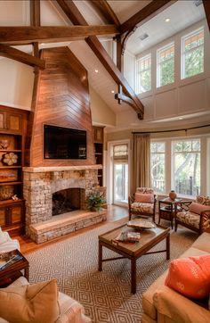Living Room. Inspiring Living Room Design. #LivingRoom