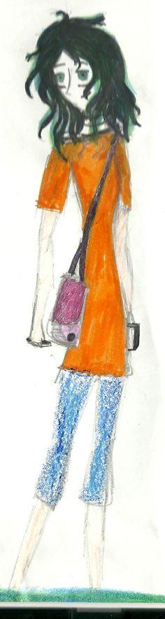 Silena Zoé Jackson. Ben hazır karakter çizemem, yaratırım.
