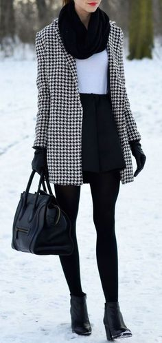 Top Winter Work Outfits 2017 http://womenfashionparadise.com/