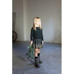Vestido de invierno y cardigan de la marca Búho Barcelona que encontraréis  en nuestra tienda online www.unamamaenlasnubes.com …  3e89d1eb8d5