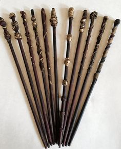 Harry Potter wands!! Perfect accompaniment to your little one's Harry Potter or…
