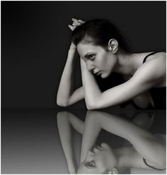 Sad Narcissus: Photo by Photographer Biliana Rakocevic - photo.net