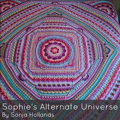 Sophie's Alternate Universe is an extension/modification of Sophie's Universe, created by my friend Sonja Hollands.