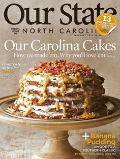 Our State Magazine, North Carolina. Great magazine. I've been getting it for years now. ~amber