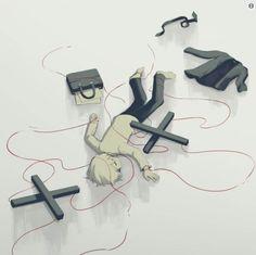 A imagem da exaustão