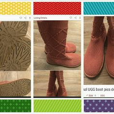 Women UGG BOOTS Women Uggs Size 11 ,  worn once Shoes