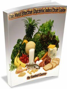 The Most Effective Glycemic Index Chart Guide by Daniel Cerro. $9.09. 97 pages. Author: Daniel Cerro