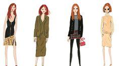 Fashion Memo | Bring on the Redheads!