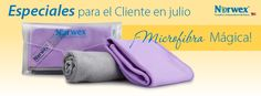 Norwex Spanish USA Especiales del Cliente en Julio. Ve mas aqui: http://norwex.biz/en_US/products/specials-and-sales