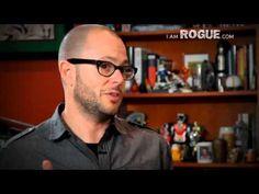 Damon Lindelof's Writing Advice | I Am Rogue
