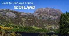 The complete guide to plan your Scotland road trip - itinerary advice, best time to travel to Scotland, planning tips, packing recommendations,. Scotland Hiking, Glencoe Scotland, Scotland Road Trip, Scotland Travel, Road Trip Destinations, Vacation Trips, Vacations, Road Trip Planner, Packing For Europe