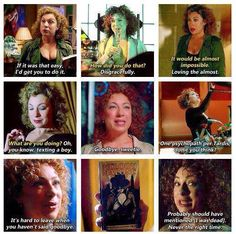 River Song/Melody Pond