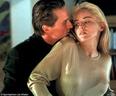 Sharon Stone, wants to recreate her sizzling chemistry with Basic Instinct co-star Michael Douglas more than 20 years on. Fading Gigolo, Paul Verhoeven, Basic Instinct, Sharon Stone, Single And Happy, The Only Way, American Actress, The Incredibles, Actresses