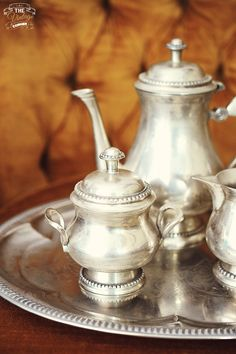 tea time accessories