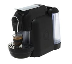 I own a Nespresso, but I want this coffee machine from Delta, because it has portuguese coffee capsules :) Exquisite!  Delta Q - Qool 1.1, Preta