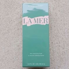 The Cleansing Foam - La Mer - Cleanser - 125ml/4.2oz New  #LaMer