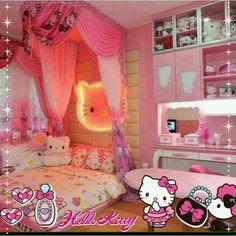こんなにかわいいお部屋を持っていたら、お友達に自慢したくなっちゃいますね♡   キティちゃんいっぱいでかわいい♡    I would always wanna have my friends over to my place if I had a cute room like this♡   So many Hellokitty♡   Photo taken by QueenKitty on WhatIfCamera    Join WhatIfCamera now :)   For iOS:   https://itunes.apple.com/app/nakayoshimoshimokamera/id529446620?mt=8   For Android :   https://play.google.com/store/apps/details?id=jp.co.aitia.whatifcamera    Follow me on Twitter :)   https://twitter.com/WhatIfCamera    Follow me on…