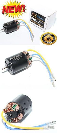 540 8.5T 4100KV Sensored Brushless Motor for 1//10 RC Car Truck Rock Crawler