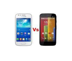 Samsung Galaxy Ace Style LTE Vs Motorola Moto G - Specs of Gadgets