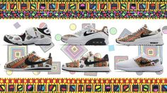 check out eeadd 21693 Liberty London x Nike Sportswear Spring 2015