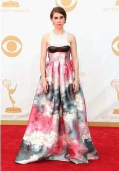 Zosia Mamet at the Primetime Emmy Awards in Resort 2014: ow.ly/p84xv