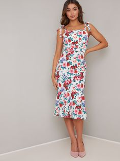 452aa0c2a260e LADIES WOVEN DRESS - Maxi dress - delphinium   Zalando.co.uk 🛒 in ...