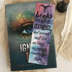Shatter Me Quotes, Shatter Me Series, Fear Book, Aaron Warner, Ya Book Quotes, Bookmark Printing, My Bookmarks, Book Marks, Book Fandoms