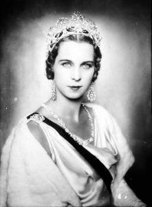 Maria José di Savoia - 1930 di Ghitta Carell