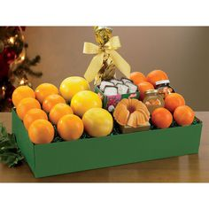 Family Traditions Gift Basket | #Holiday #Gifts - Hale Groves #Christmas