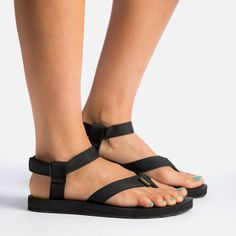 Teva Original Sandal love these classic water shoes great arch support too!