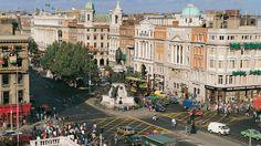 Dublin tanssii, soi ja tarinoi. Matka Dubliniin on matka tumman oluen, hakkaavien kengänkantojen, shoppailun ja kirjoitetun sanan kultakaupunkiin. #Dublin #Ireland #Irlanti