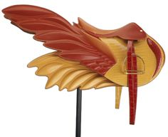 saddle by Hermes – Leather Forever – 175 Year Exhibition in London