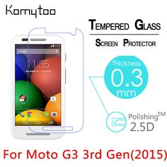 >> Click to Buy << G3 0.3mm 9H 2.5D Toughened Tempered Glass For Motorola Moto G3 G 3rd Gen 2015 HD LCD Film Explosion-Proof Screen Protector Cover #Affiliate