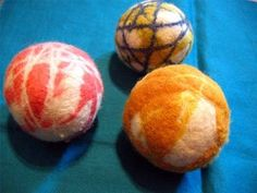 How to Make Wool Dryer Balls   sustainable and non toxic alternative to fabric softener