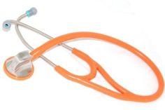 Amazon.com: SPECIALIST - Kila Labs Single Head Cardiac Quality Steel Stethoscope KL970 Orange: Health & Personal Care