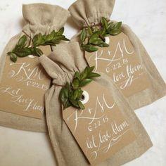 Simone LeBlanc | 'Let Love Bloom' Wildflower Seed Bridal Shower Gifts