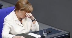 Niemand glaubt ihr mehr – Die große Krise der Angela Merkel