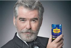 """The Ex-James Bond, Pierce Brosnan has recently made instant headlines and memes in social media after his surprising choice of new endorsement of an Indian Pan Masala hits the scene.  The Ex-James Bond, Pierce Brosnan, 63, is the new face of Pan Bahar, an Indian brand of 'Pan Masala'. In the one-minute video, the former James Bond star appears as a pitchman for Masala brand, using the can of Pan Masala as a weapon to fend off enemies. In the end he says, """"Class never goes out of style""""."""
