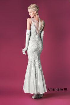 Cudowna wieczorowa suknia Chantalle III #weeding #dress