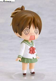 anime nendoroid figure | ... Japonesas Ani-Cole: NENDOROID K-ON! UI HIRASAWA Anime PVC Figure