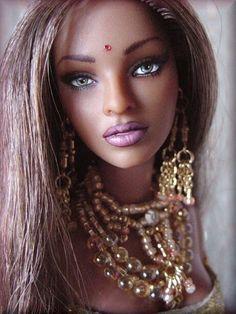Fashion dolls by Jason Wu Barbie Style, Afro, Beautiful Barbie Dolls, Pretty Dolls, Fashion Royalty Dolls, Fashion Dolls, Vintage Barbie, Jason Wu, Diva Dolls
