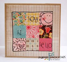 L♥Ve this sweet card by Teri Anderson! :)
