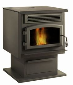 This Drolet High-Efficiency Pellet Stove lets you save on heating costs! High-efficiency softwood or hardwood pellet stove . Best Pellet Stove, Wood Pellet Stoves, Pellet Heater, Stoves For Sale, Stove Parts, Wood Pellets, Stove Fireplace, Patio Heater, Camping Stove
