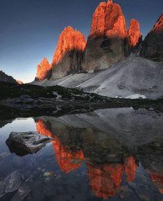 pic of the day - foto del giorno  Lo specchio dei giganti.  photo by: @pistonemassimo  #nikon #nikonitalia #mare #dettaglio #travel #silhouette #reflex #sunset #iamdifferent #nital #nikonclub #scorcio #nikoneurope #iamnikon #colori #colorful #sunset #mountains #details #earthpix #beautifuldestinations #bdteam #alps via Nikon on Instagram - #photographer #photography #photo #instapic #instagram #photofreak #photolover #nikon #canon #leica #hasselblad #polaroid #shutterbug #camera #dslr…