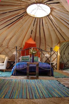 Glorious Glamping - from Yurt Holiday Portugal